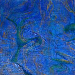 Misteri blau