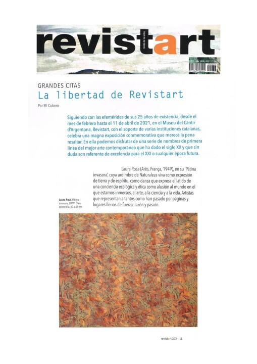 Revistart nº 203 Museu del Càntir, Argentona